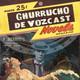 Gurrucho Buster Keaton. Podcast en galego