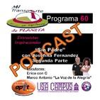 P.60 - Sin Padre con Josefina Fernandez_Parte2 - 12.10.17