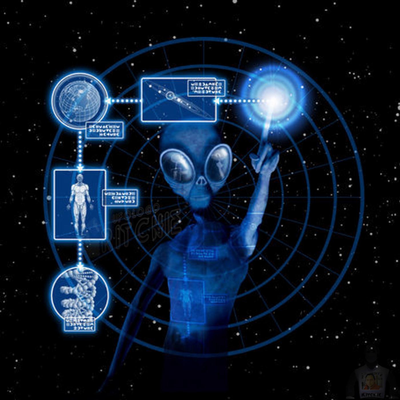 Ovnis: Tecnología Alienígena Secreta #ciencia #documental #podcast