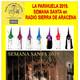1º LA PARIHUELA 2019 - Semana Santa ARACENA - Pres. + AGENDA + SONIDOS + PRES. CARTEL Y PASTAS PREGONERO - V 22/3/2019
