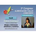 Alergias e intolerancias alimenticias y cosméticas - Sabina Calatayud