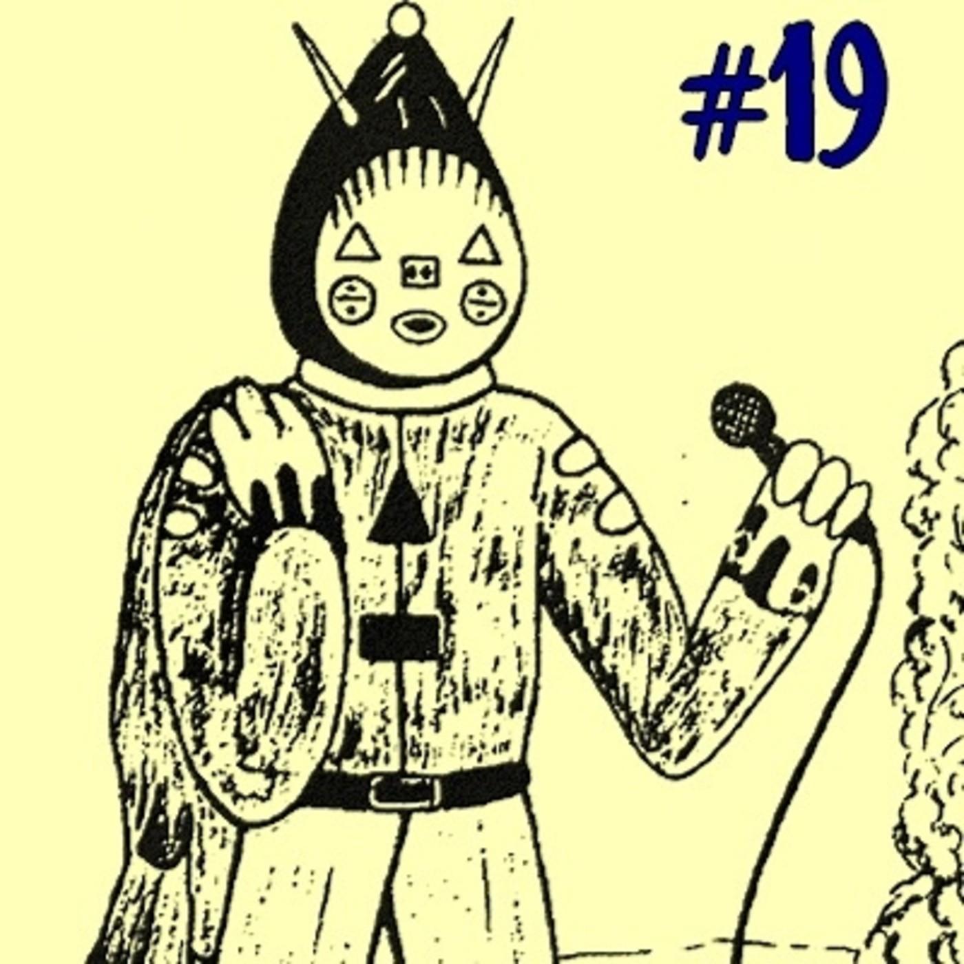 19- O Misterioso SAM. Fantasma ou Alien?