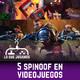 15 - 5 grandes spinoof en los videojuegos