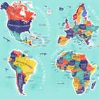 Nombres de países y ciudades