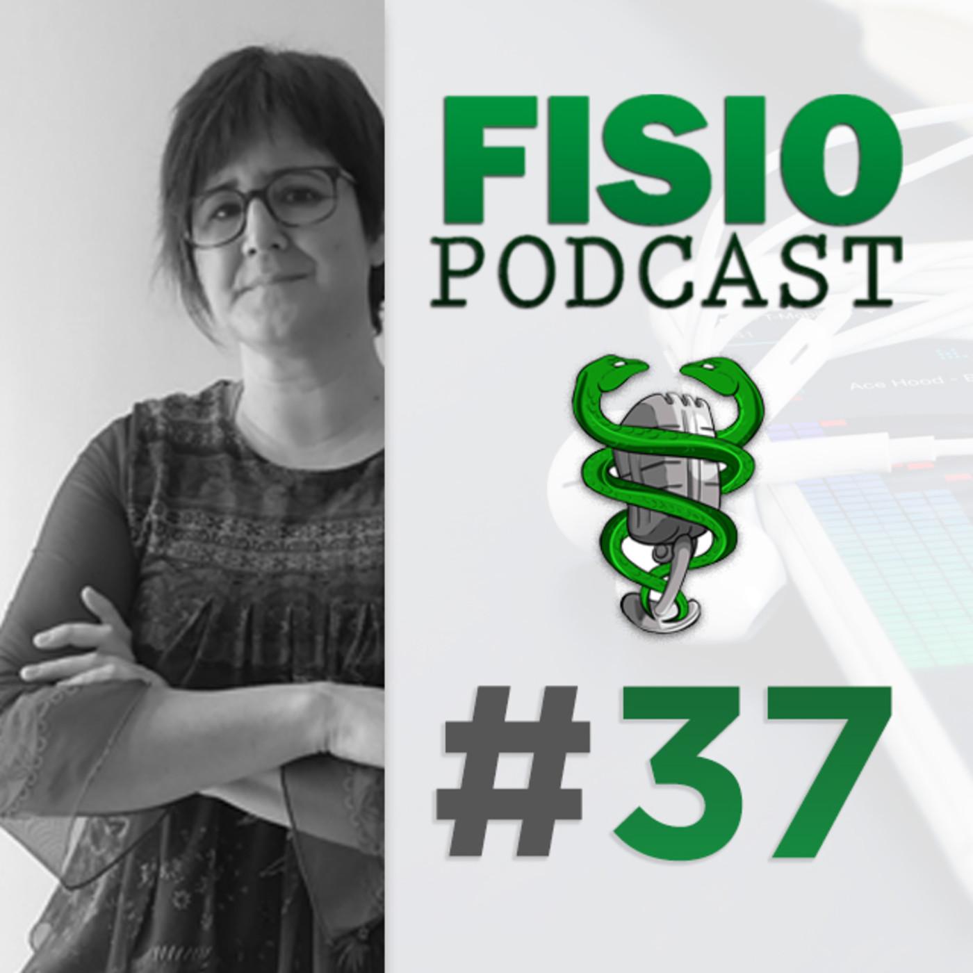 #37 Fisioterapia Digital, con Iosune Salinas (1/2)