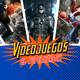 El GlitchCast #53: Meteoros de Pegaso (sin wevos) & Videojuegos de Superhéroes.