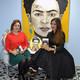 Entrevista a la editora Ana Morilla y a Paloma Ruiz de Almodóvar, autora de la portada del libro de relatos 'La Paloma'