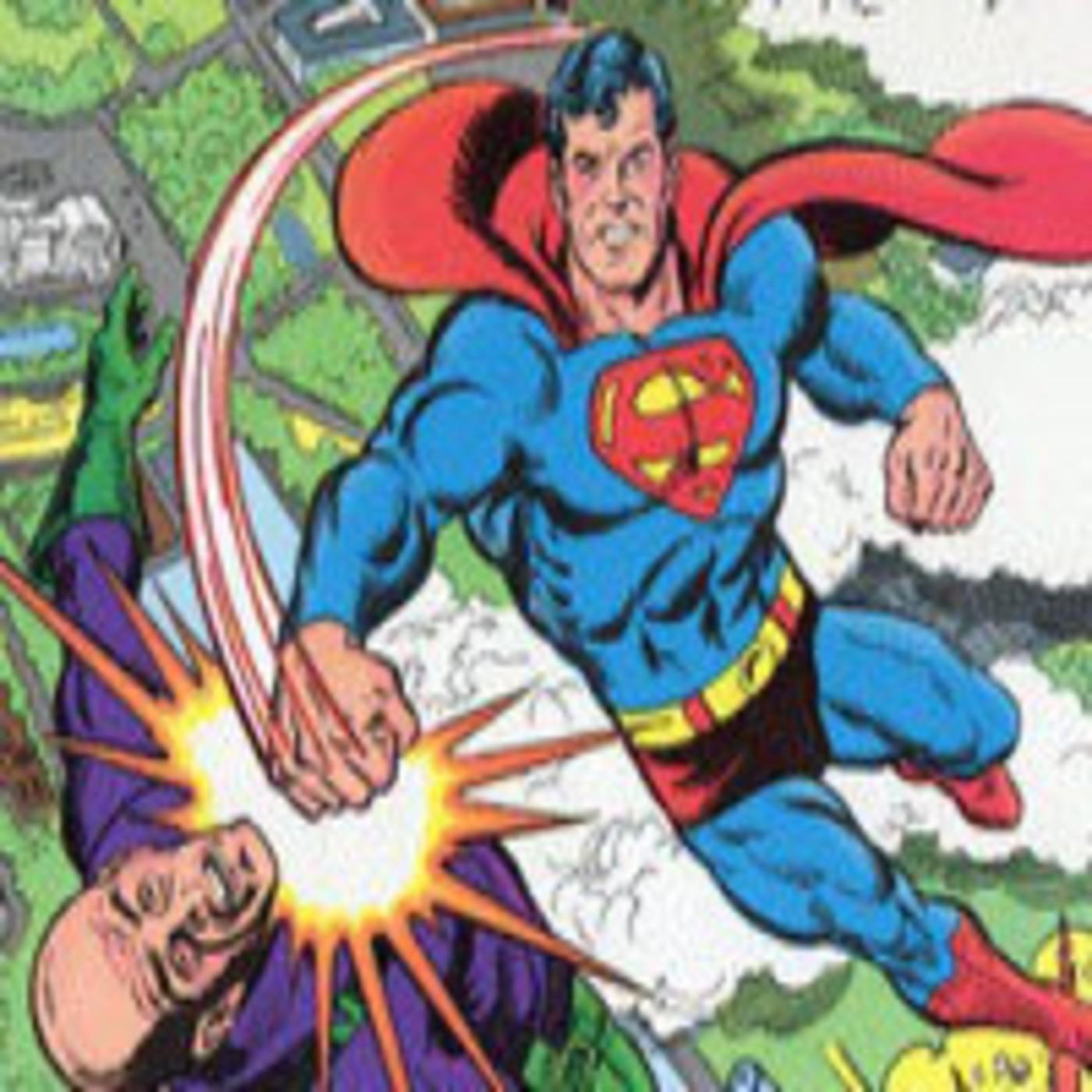 Charrando de tebeos episodio 37: Los mejores tebeos de Superman y las aventuras de Florita.