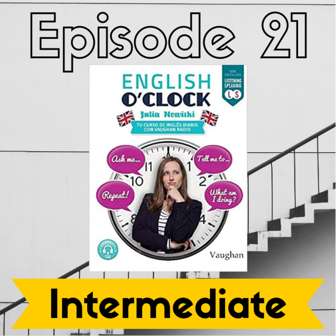 English o'clock 2.0 - Intermediate Episode 21 (20.10.2020)