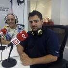 Los cantantes Javier Vila y Miguel Brass actúan en la Gran NIt de Juliol