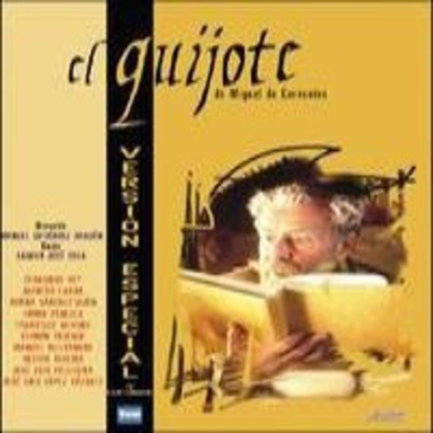 El Quijote de Miguel de Cervantes - ( Aventuras. Comedia, Drama, 1991) ( Capitulo 1 de 3)
