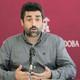Rueda de prensa de Rafael del Castillo sobre las subvenciones a Guadalquivir Futuro y Jóvenes hacia el futuro