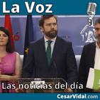 César Vidal explica los ataques mediáticos a VOX - 25/06/19