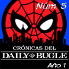 Spiderman: Crónicas del Daily Bugle 5. Verlo Rojo.