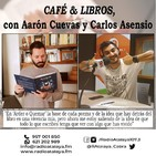 """CAFÉ&LIBROS: """"Me estoy saliendo de la idea de que todo lo que escribes tenga que ver con lo que has vivido"""""""