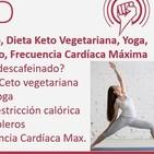 Episodio 175: Descafeinado, Dieta Keto Vegetariana, Yoga, Autofagia, Exposición al Frío, Frecuencia Cardíaca Máxima
