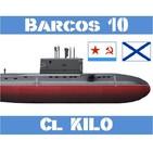 B-10#18 Clase Kilo, la Amenaza Submarina continua