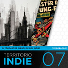 Podcast Territorio Indie 1x07 | Unknown System