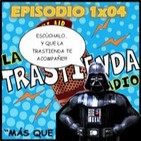 LA TRASTIENDA RADIO 1x04 -Puño De Hierro, Injustice, Hulka Ley Y Desorden, Viuda Negra Delicados Hilos Telaraña, Tsubasa