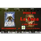 El Terror No Tiene Podcast - Episodio #45 - La Cosa (1982) ft Vic [La Casa de mi Hermano]