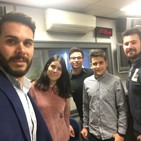 2018-02-21 | T3-12 | Hablando de Geomática: Talento Geomático en el 92.0FM COPE Valencia