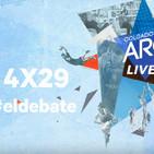 Debate Directo T4 Nº29 - Brackets NBA, Plsy Offs Euroliga, ratas, ratones y ranking animales asesinos