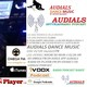 Audials Dance Music Con Victor Velasco Set N102 Radio Podcast Dance Audials Asturias Radio