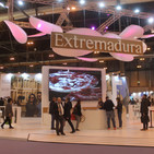 Rutas por Extremadura 1x05 - Presentacion Radio Viajera en FITUR. Stand de Extremadura.