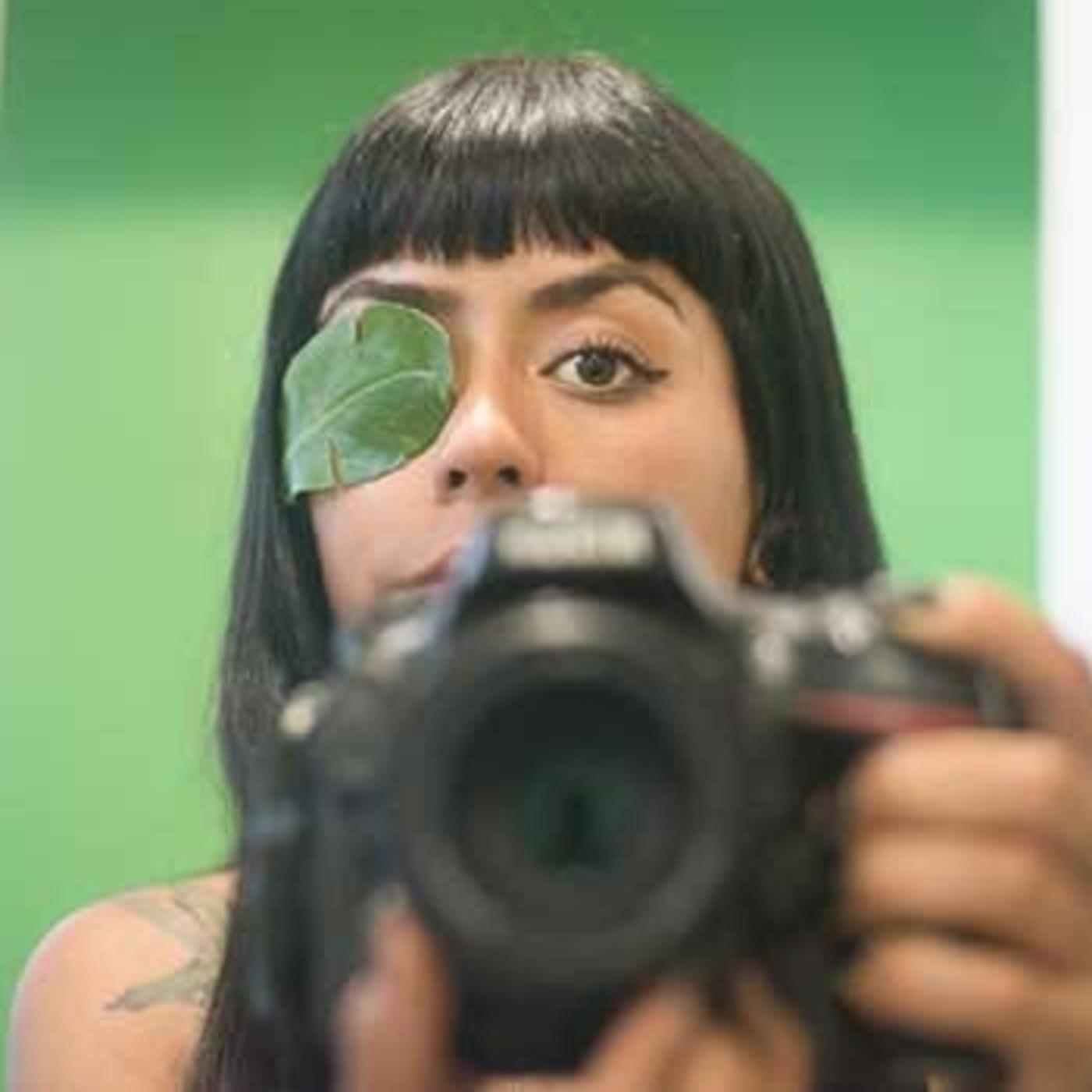 Nicole Kramm : ojos imprescindibles de la revuelta en Chile