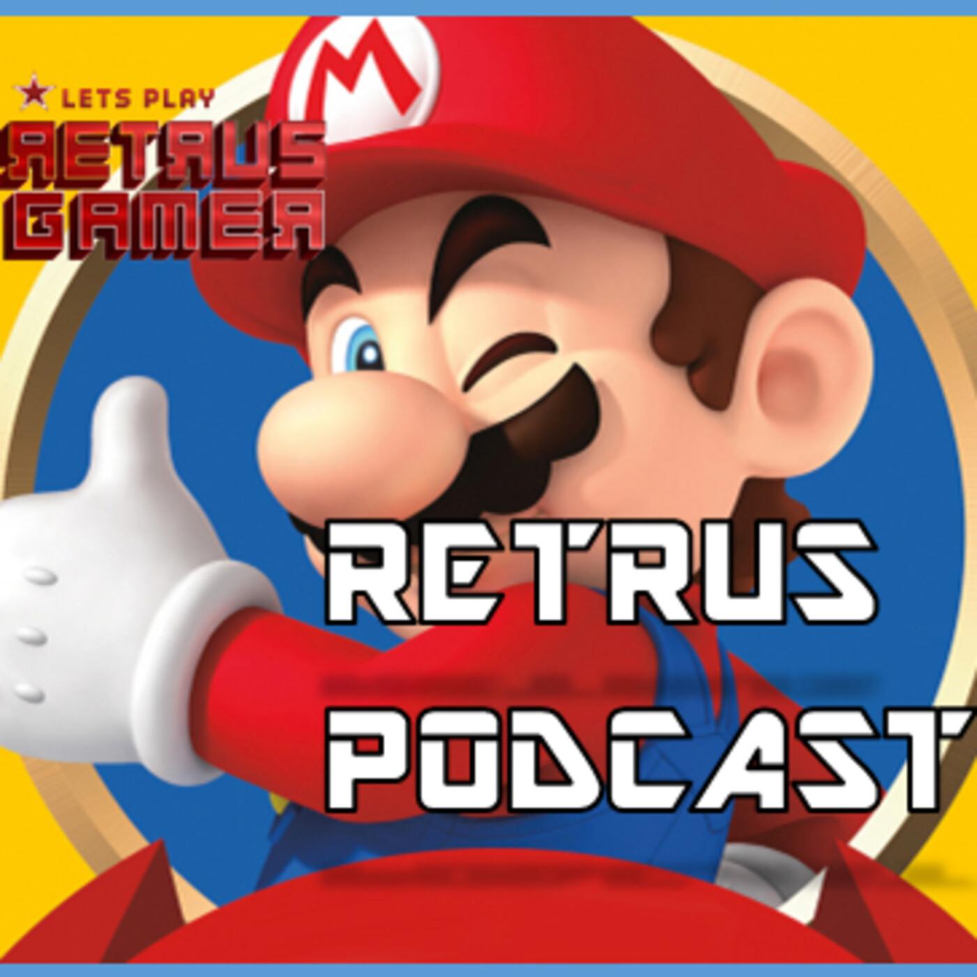 Retrus Gamer Especial Mario Bros