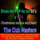 The Club Masters: Las divas del pop de los 80's y 90's, español e ingles.