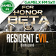 GAMELX 5x11 - Resident Evil 7 + For Honor