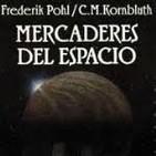 Mercaderes del Espacio de Frederik Pohl y Cyril M. Kornbluth