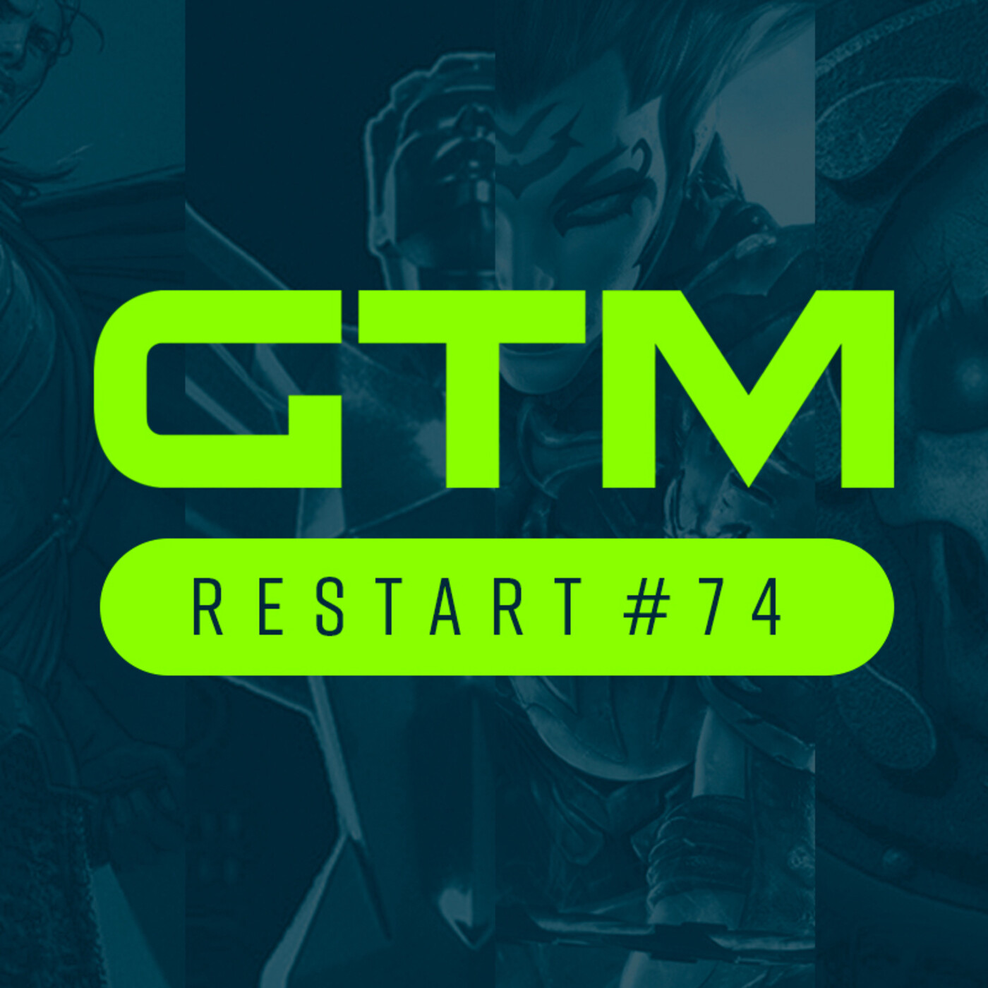 GTM Restart 74 | Biomutant · Polémica AC · Debate: La Prensa del Videojuego · Retro: Street Fighter