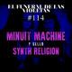 MINUIT MACHINE + SYNTH RELIGION. El Funeral de las Violetas. 4/10/2019