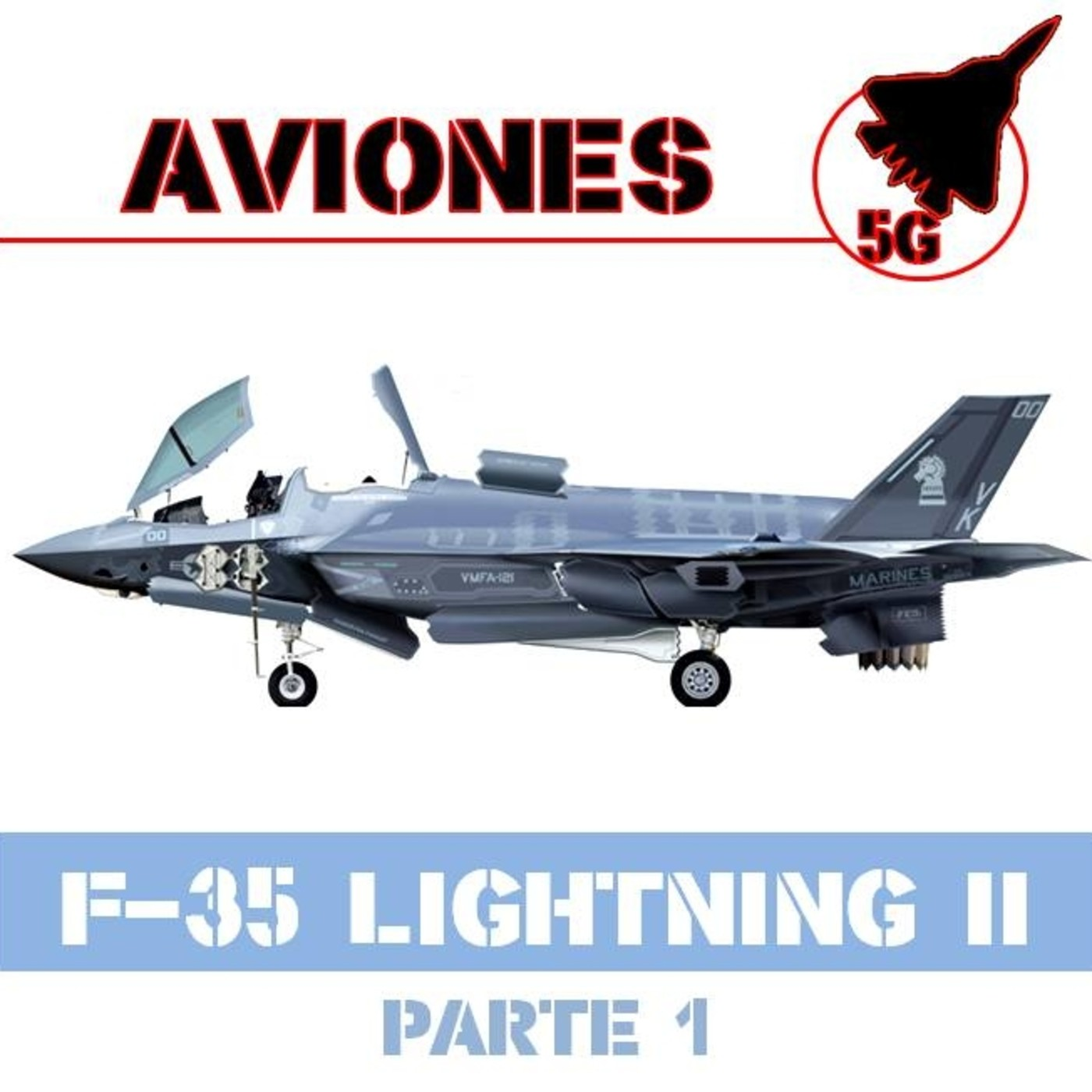 AVIONES 10#89 F-35 LightningII: Concepción del Joint Strike Fighter - (1de4) Aviones de 5ª Generación