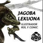 Entrevista a Jacoba Lekuona: Ilustrador rol y comic