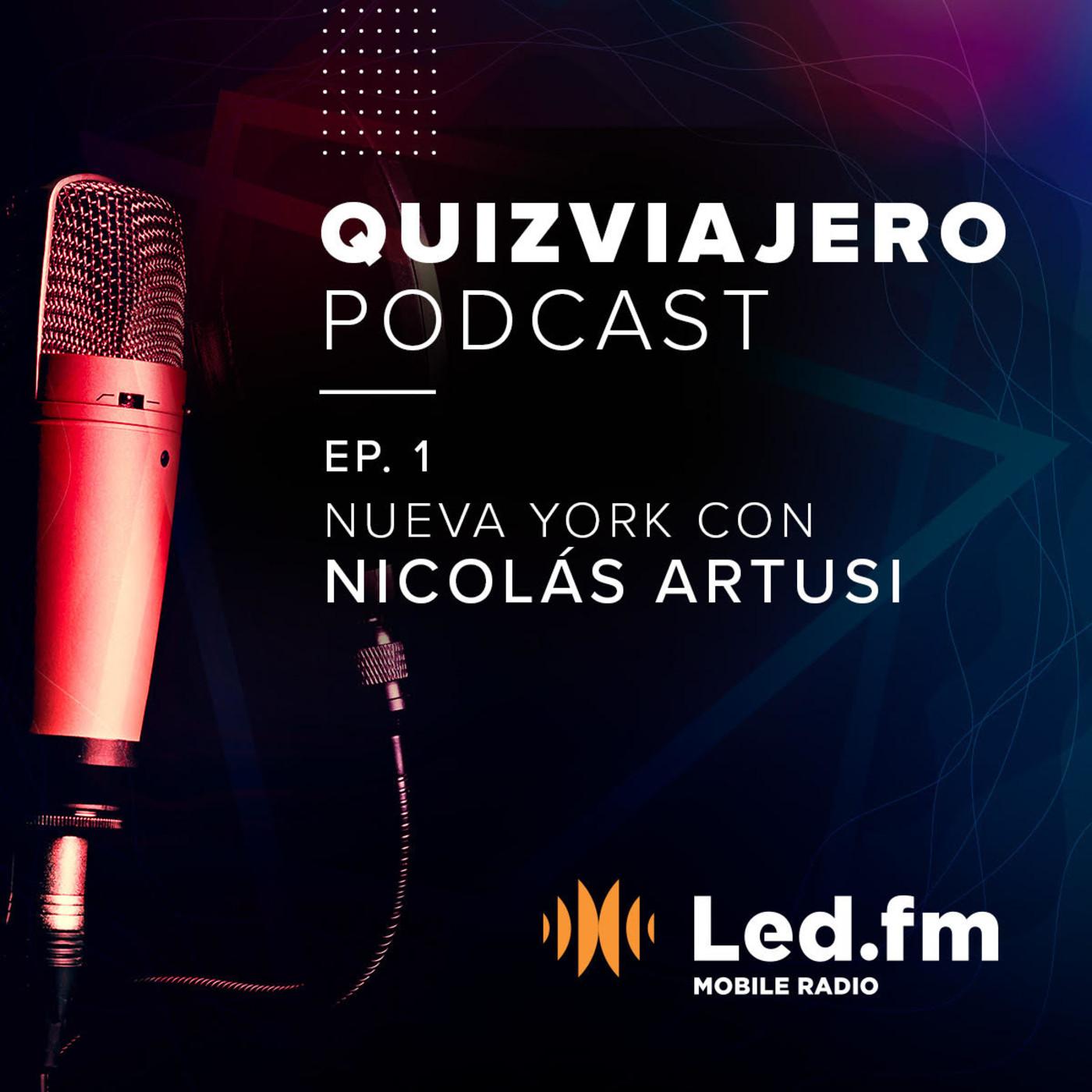 Quiz Viajero Podcast - Episodio 01: New York