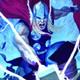 Thor:Origen-Una de las mejores interpretaciones del dios de Marvel dibujada por un español