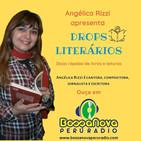 Drops literários com Angélica Rizzi apresentandoGraciliano Ramos