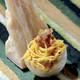 Carbonara con queso Grana Padano
