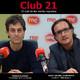 Club 21 - El club de les ments inquietes (Ràdio 4 - RNE)- FERRAN ALEMANY (08/07/18)