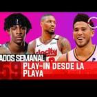 Rebotados Semanal 159: Play-in desde la playa 12.08.2020