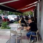 Desde hoy pueden abrir las terrazas de los bares. Las sociedades todavía no.