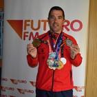 Entrevista a Raúl Viana, del Club de Atletismo de Villamayor de Santiago