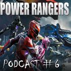 Podcast / Reseña #6 - Cine Catastrófico: Los míticos Power Rangers versus Neil Breen (Fateful Findings)