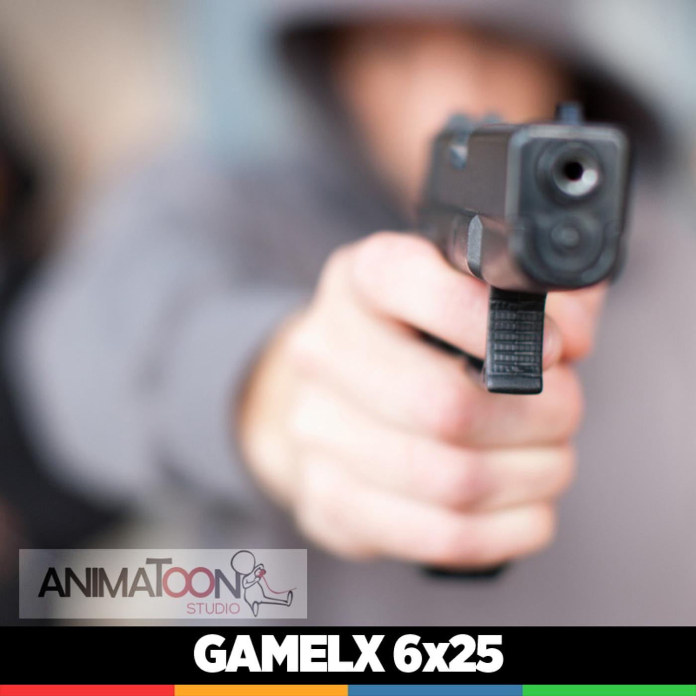 GAMELX 6x25 - ¿Generan violencia los videojuegos? + Entrevista a Darío Ávalos