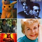 Detective Pikachu, Doris Day, Cannes (The dead don't die), Hellboy, Michael Mann y Heat 18/5/19