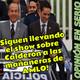 ¡Sigue show sobre Calderón en Mañaneras!. ¡Impugnan decisión de INE sobre nombre de AMLO en microcréditos!.