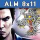 A los mandos 8x11 - Yakuza 6, Hive: Altenum Wars, Zone of the Enders 2nd Runner (VR Demo) y CoolPaintr VR